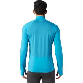 Mountain Hardwear Ghee T-shirt Manches longues 1/2 Zip Homme, traverse